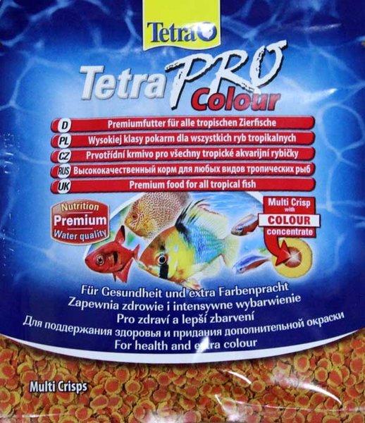 Sachet TetraPro Colour - храна за наситен цвят 12гр.